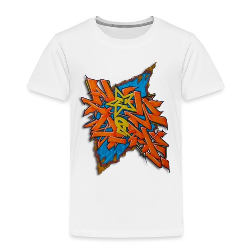 Artgomez14 - NYG Design - Toddler Premium T-Shirt