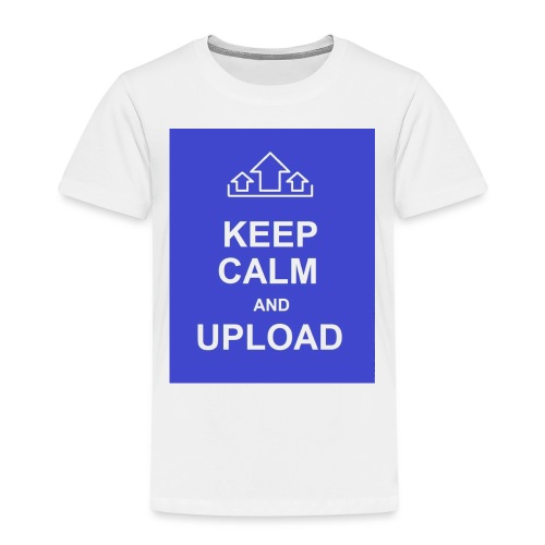 RockoWear Keep Calm - Toddler Premium T-Shirt