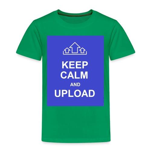 RockoWear Keep Calm - Toddler Premium T-Shirt