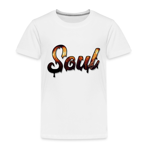 SOUL Apparel Pixel Hell Logo - Toddler Premium T-Shirt