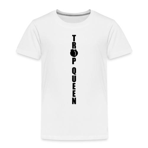 trap vertical - Toddler Premium T-Shirt