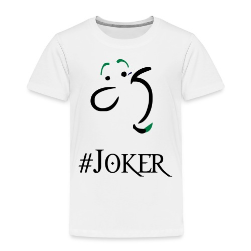 joker - Toddler Premium T-Shirt