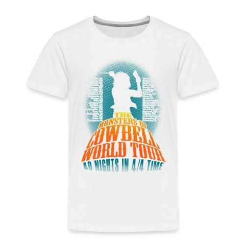 monstersofcowbellback - Toddler Premium T-Shirt