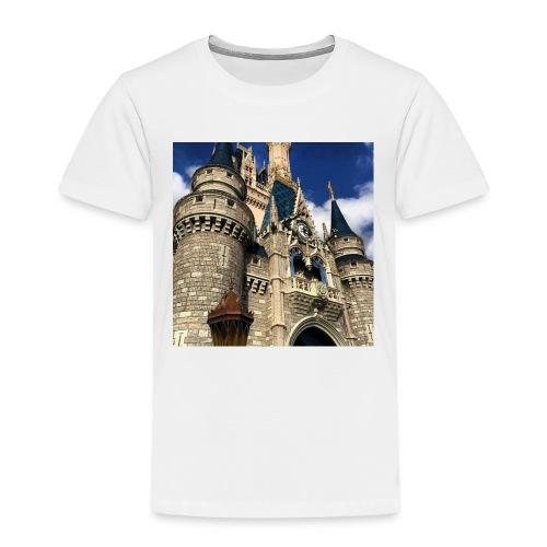 Cinderella's Castle - Toddler Premium T-Shirt