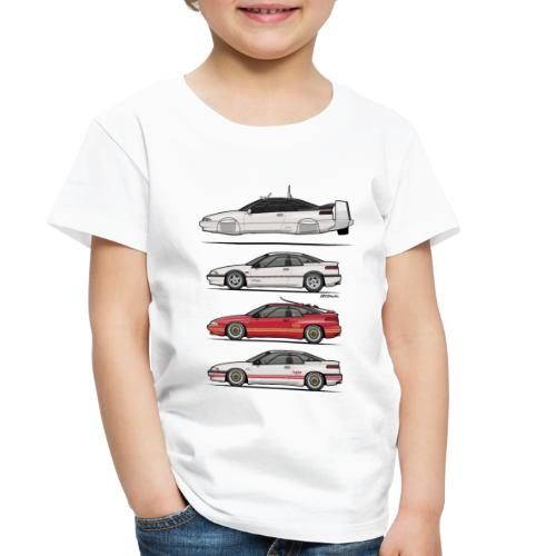Alcyone SVX Spy Quartet - Toddler Premium T-Shirt