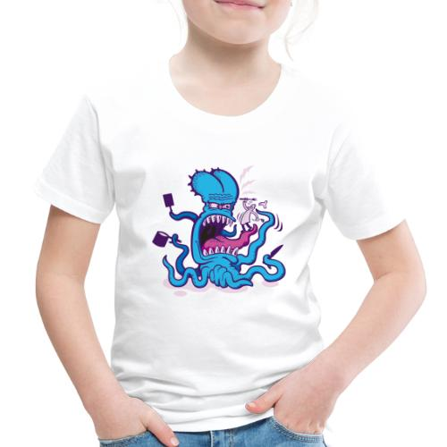 Powder blue Extreme Cooking Long Sleeve Shirts - Toddler Premium T-Shirt