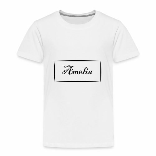 Amelia - Toddler Premium T-Shirt