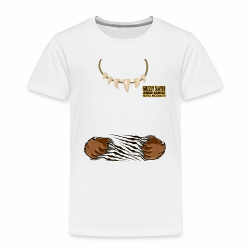 Junior Ranger Grizzly - Toddler Premium T-Shirt