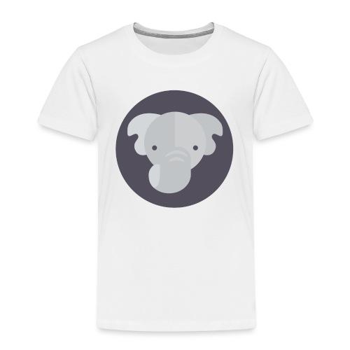 Elephant - Toddler Premium T-Shirt