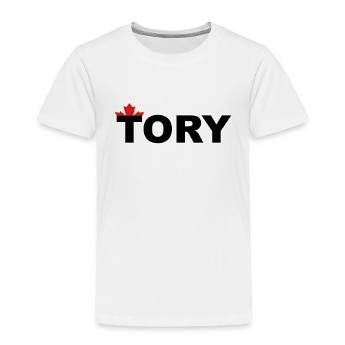 Tory - Toddler Premium T-Shirt