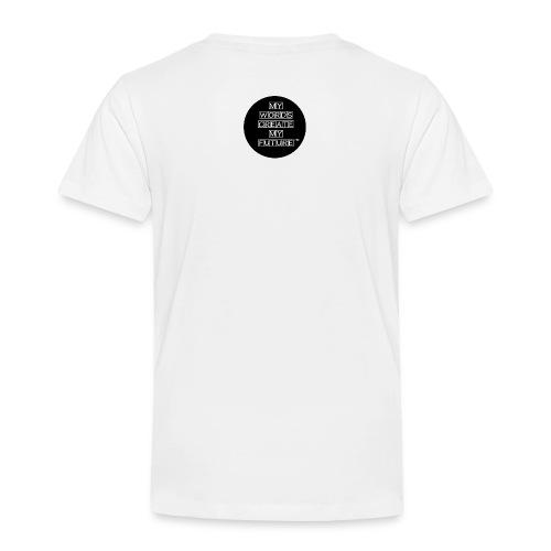 RevisedWordsLogo png - Toddler Premium T-Shirt