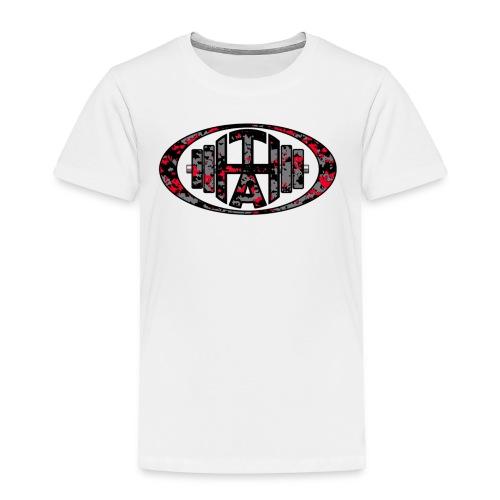 digi camo logo png - Toddler Premium T-Shirt
