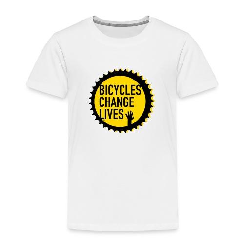 BCL Yellow Cog - Toddler Premium T-Shirt