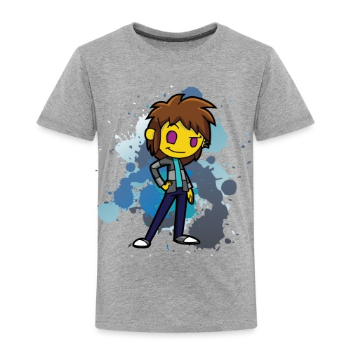 Darkar Paint Blue - Toddler Premium T-Shirt