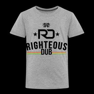 Righteous Dub Logo - Toddler Premium T-Shirt