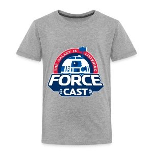 FORCE CAST LOGO - Toddler Premium T-Shirt