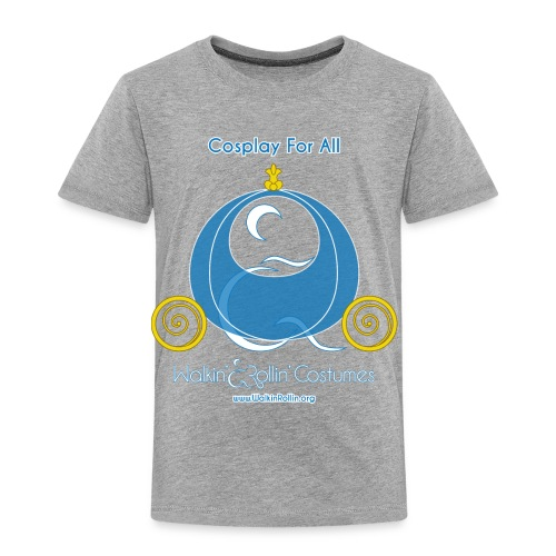 Cosplay For All: Cinderella - Toddler Premium T-Shirt