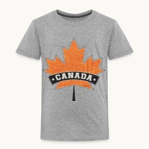 CANADA - Carolyn Sandstrom - Toddler Premium T-Shirt