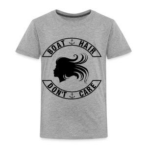boathair - Toddler Premium T-Shirt