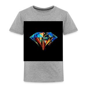 Dimond hoodie - Toddler Premium T-Shirt
