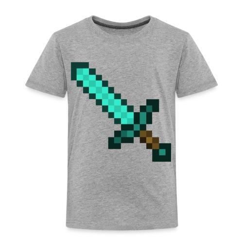 Official Diamond Sword Merch - Toddler Premium T-Shirt