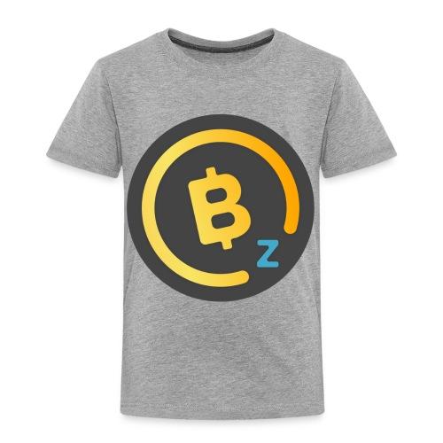 BitcoinZ Logo - Toddler Premium T-Shirt