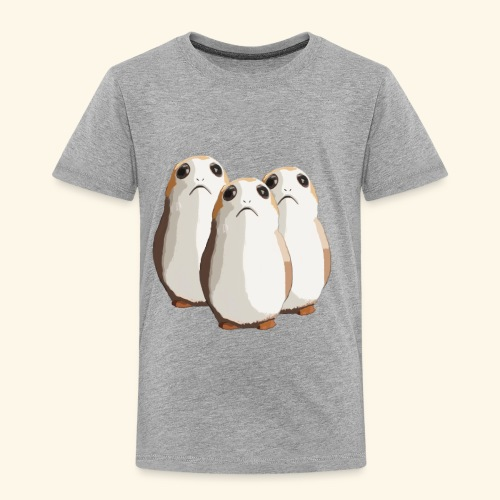 Chubby and adorable hamsters. - Toddler Premium T-Shirt