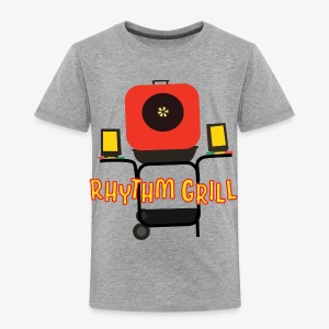 Rhythm Grill - Toddler Premium T-Shirt