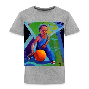 BBALLER - Toddler Premium T-Shirt