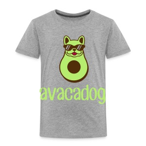avacadog - Toddler Premium T-Shirt
