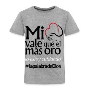Cuida el Corazón - Toddler Premium T-Shirt