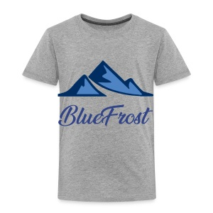 BlueFrost Merch - Toddler Premium T-Shirt