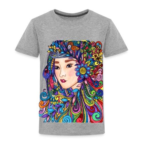 woman - Toddler Premium T-Shirt