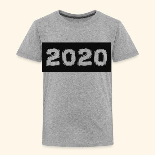 2020 Top - Toddler Premium T-Shirt