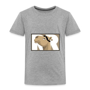 Rudi Hero Logo - Toddler Premium T-Shirt