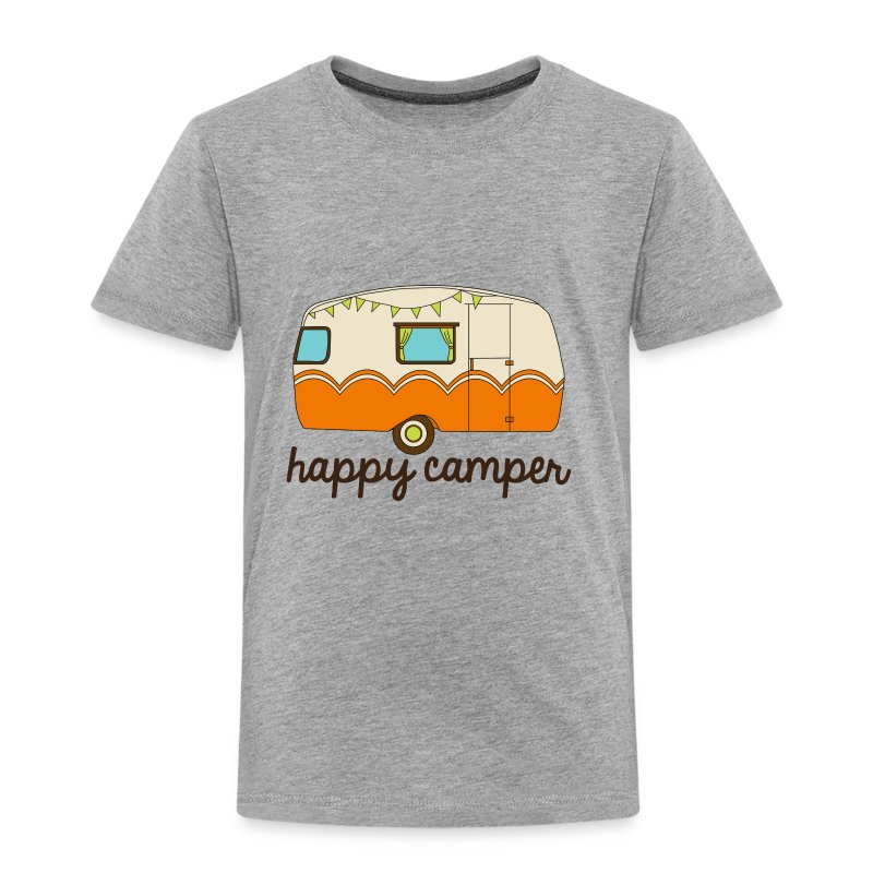 Happy Camper - Toddler Premium T-Shirt