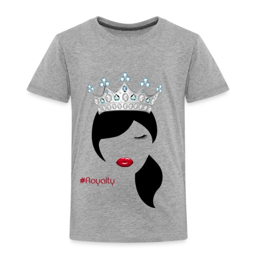 Hashtag Royalty - Toddler Premium T-Shirt