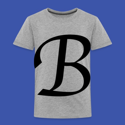 B - Toddler Premium T-Shirt