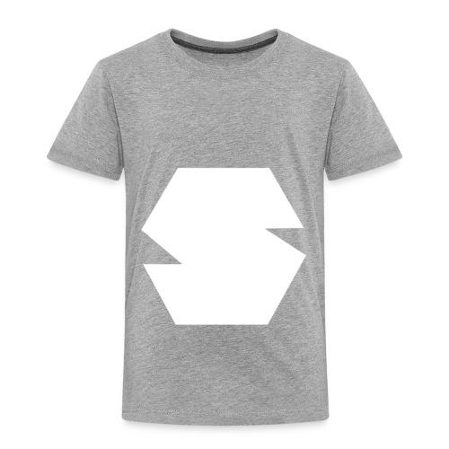Species Logo White - Toddler Premium T-Shirt