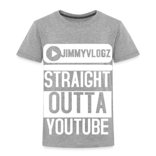 Straight Outta YouTube Merch! - Toddler Premium T-Shirt