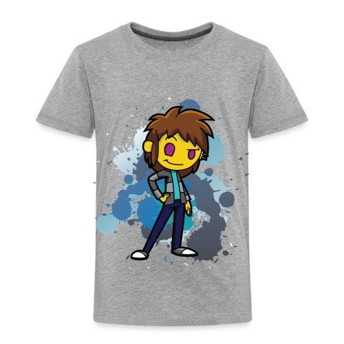 Darkar Paint Blue - Toddler Premium T-Shirt