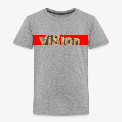 Vi8ion - Toddler Premium T-Shirt