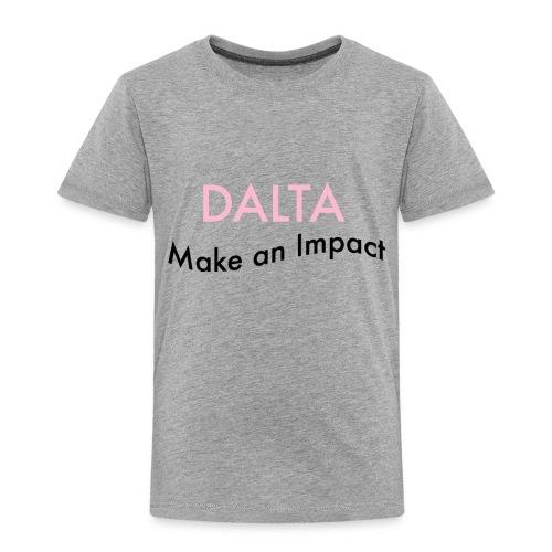 Make an Impact - Toddler Premium T-Shirt