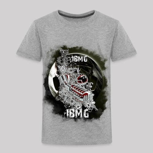 IBMG APPARAL - Toddler Premium T-Shirt