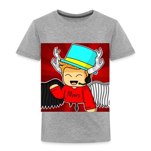 MarsPlayz Logo Merch - Toddler Premium T-Shirt