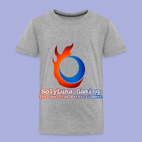 SolyLuna Gaming Logo - Toddler Premium T-Shirt