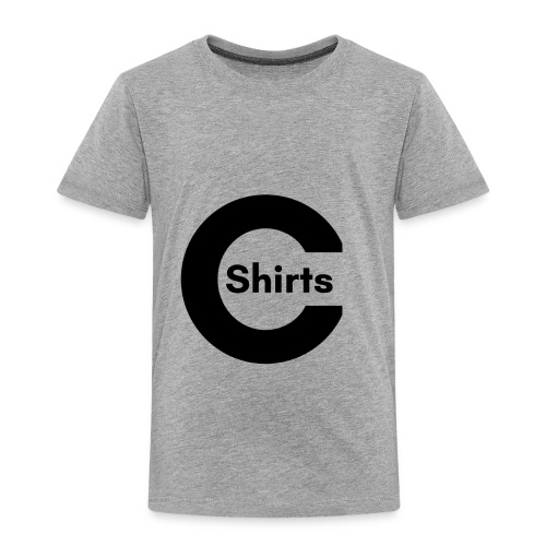 CShirts Original Logo - Toddler Premium T-Shirt