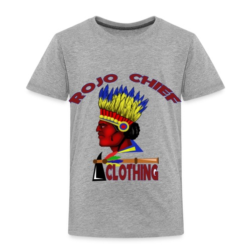 RED CHIEF CLOTHING - Toddler Premium T-Shirt