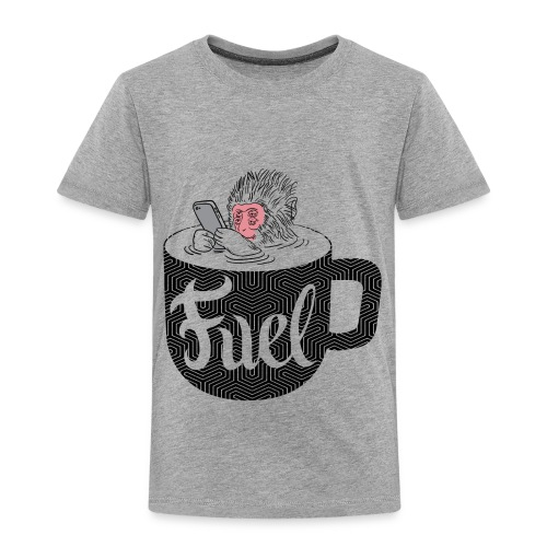 Coffee is Fuel - Toddler Premium T-Shirt