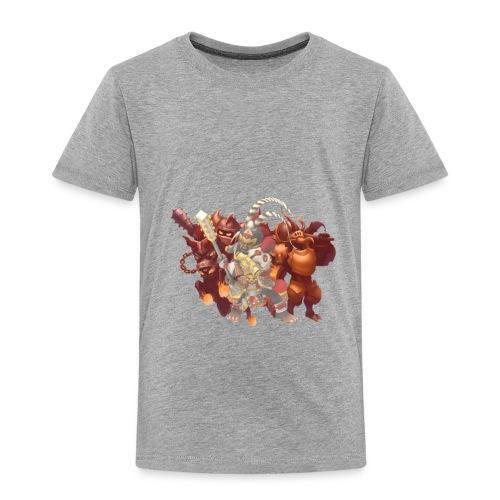 TBH_TBH2 T-Shirt Design 2 - Toddler Premium T-Shirt